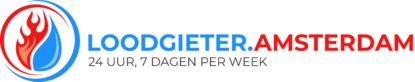 Logo van Loodgieter.Amsterdam